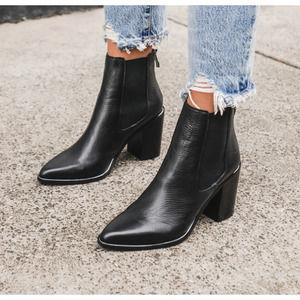 Jo Mercer Lover High Ankle Boots